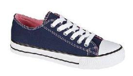 Ladies Canvas Shoes